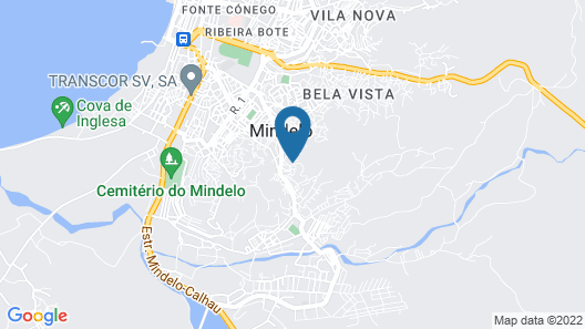 Arla Residencial Map
