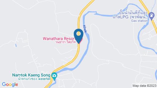 Wanathara Resort Map