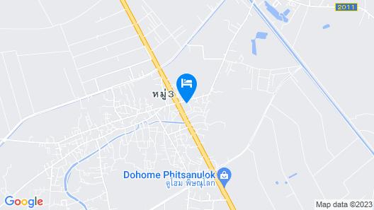 Akechanok Resort&Homestay Map