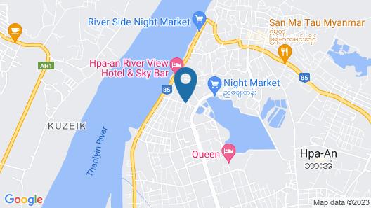 Hotel Angel Land Map