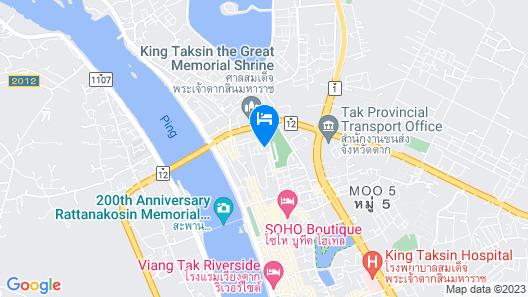 Berich Hotel Map