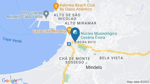 Chez Loutcha Residencial Map