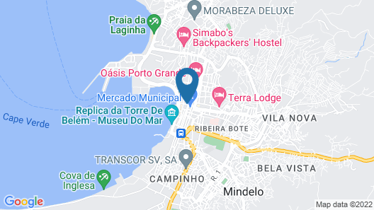 Café Royal Map