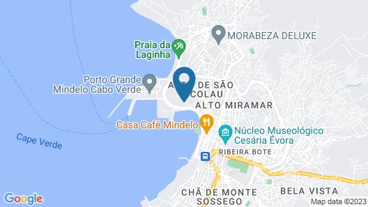 Blue Marlin Hotel Map