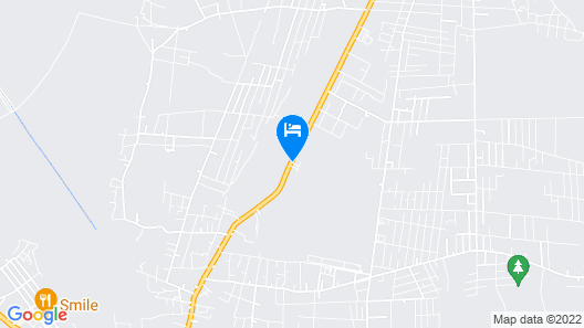 Hpa An Breeze Hotel Map