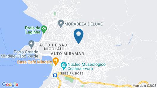 Residencial Monte Cara Map