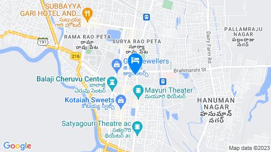 Jaya Residency Map