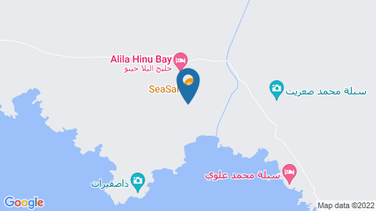 Alila Hinu Bay Map