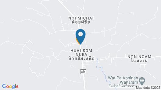 The Creek Villa Map