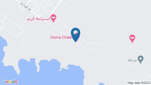 Gloria Chalet Map