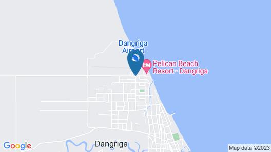 Pelican Beach Resort Map
