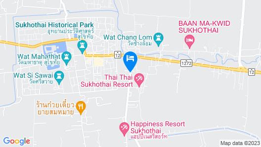 Siam Villa Map