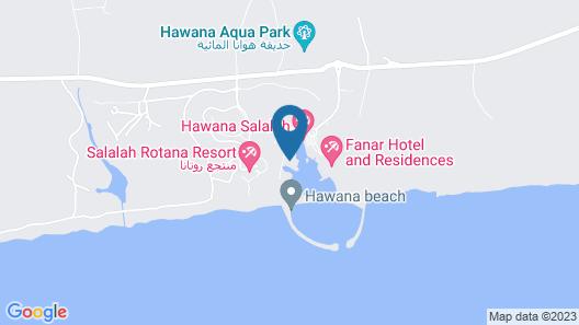 Juweira Boutique Hotel Map
