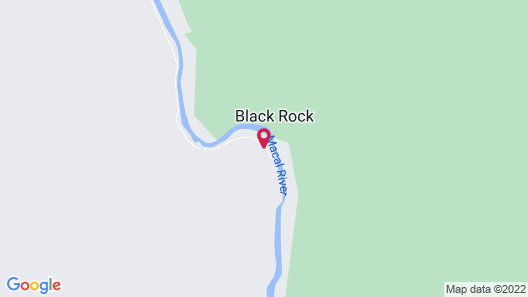Black Rock Lodge Map