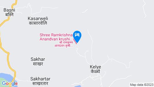 Shree Ramkrishna Anandvan Map