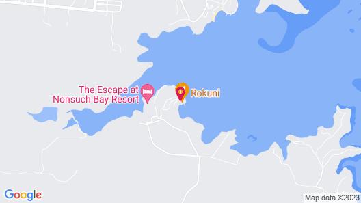 Nonsuch Bay Resort Map