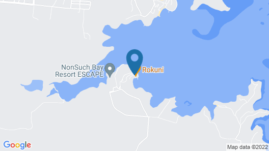 Escape at Nonsuch Bay - Plunge Pool Suites – All-Inclusive – Adults Only Map