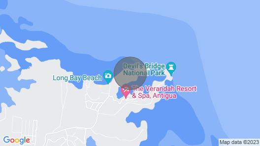 3 Br Home Overlooking Atlantic Ocean Map