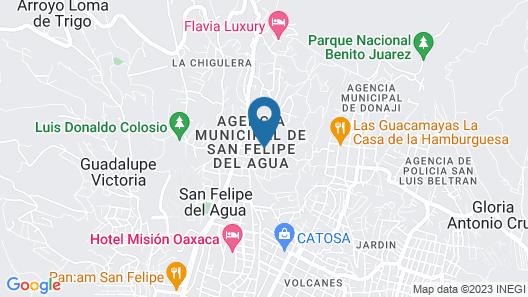 Casa Yunenisa Map