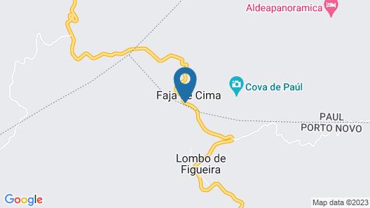 BIOSFERA AMOR DO DIA Map