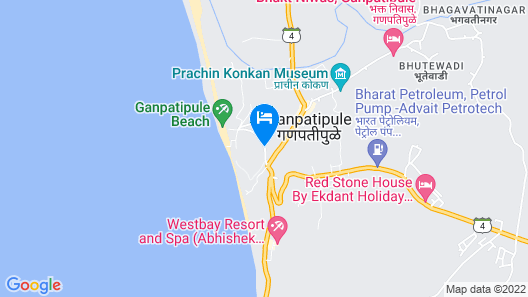 Shiv Sagar palace Map