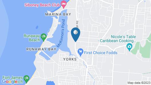Anchorage Inn Map
