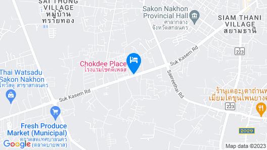 Chokdee Place Map