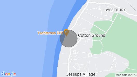 Ocean Sprays Villa 1A Map
