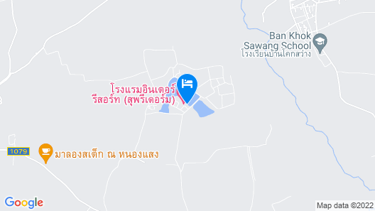 Inter Resort Map