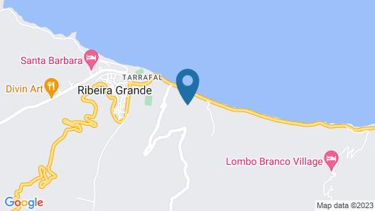 Luxury Villa With Private Pool, Santo Antao Map