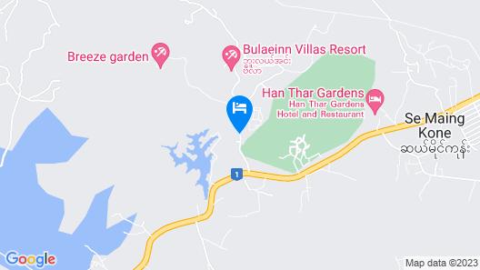 Bulaeinn Villas Map