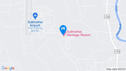 Sabai Sabai Sukhothai Map