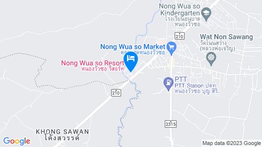 Nongwuaso Resort Map