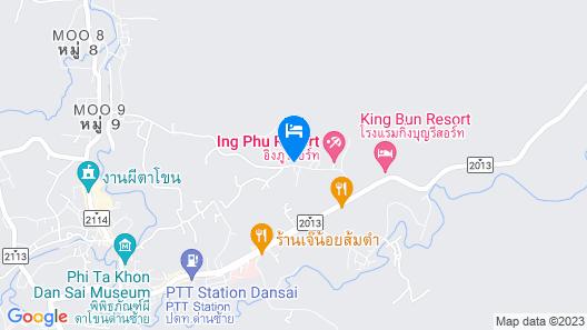 Phunacome Resort Map