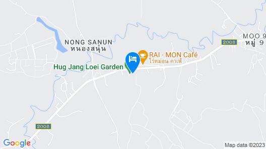 Hug Jang Loei Garden Map
