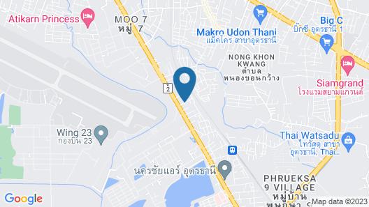 Sunshine Place Map
