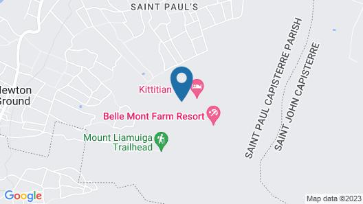 Belle Mont Farm Map
