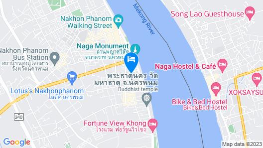 Gate 14 Inn Map
