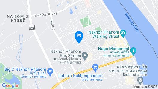 U Home Hotel Map