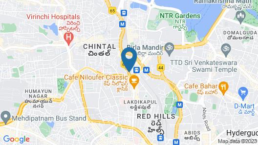 Hotel Shree Venkateshwara Map