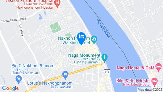 Porpiang Hotel Map