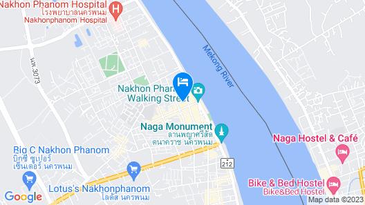 777 hometel Map