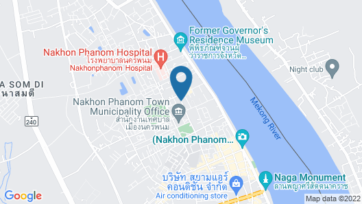 NP Residence Map