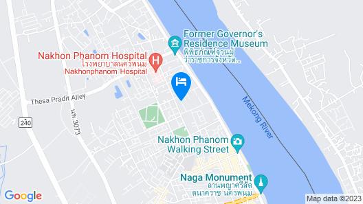 Dalha Renovtel Hotel Map