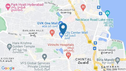 Taj Krishna Map