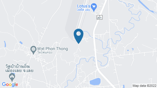 Loei Airport Homestay Map