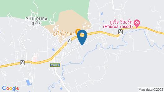 Phuruarounmai Resort Map