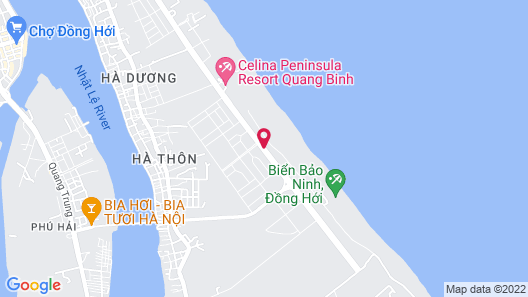 Gold Coast Hotel Resort & Spa Map