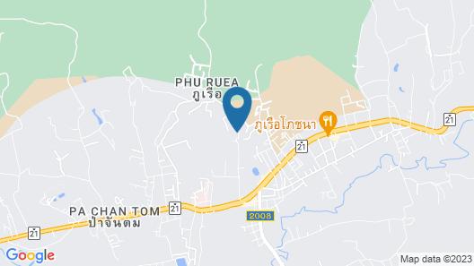 Thong Hug House Resort Map