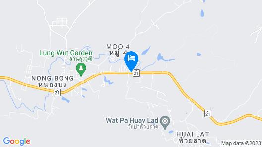 Loesloei Garden Resort Phurua Map